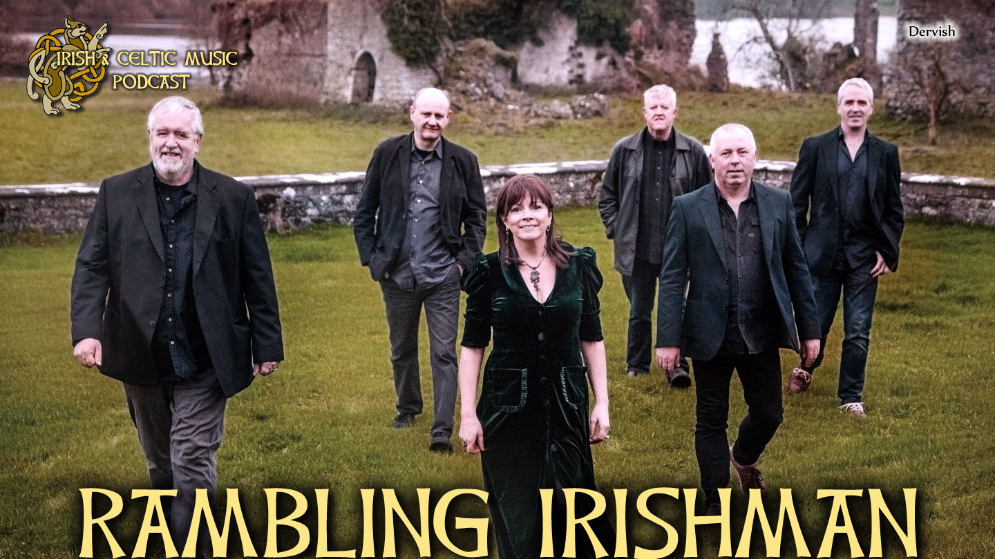 Listen to the Irish & Celtic Music Podcast